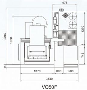 электроискровой станок excetek серия vq50f
