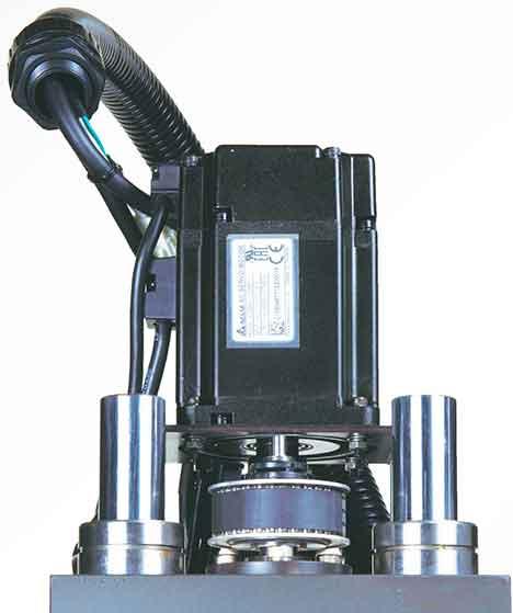Excetek ZNC Z-axis AC-motor