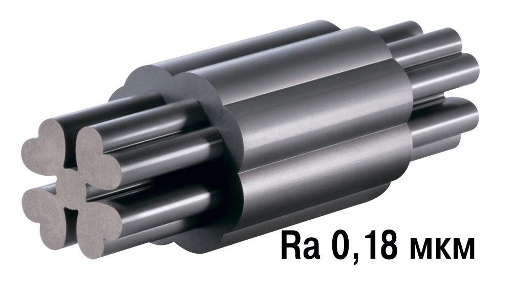 Excetek sample-Ra=0.18 micron